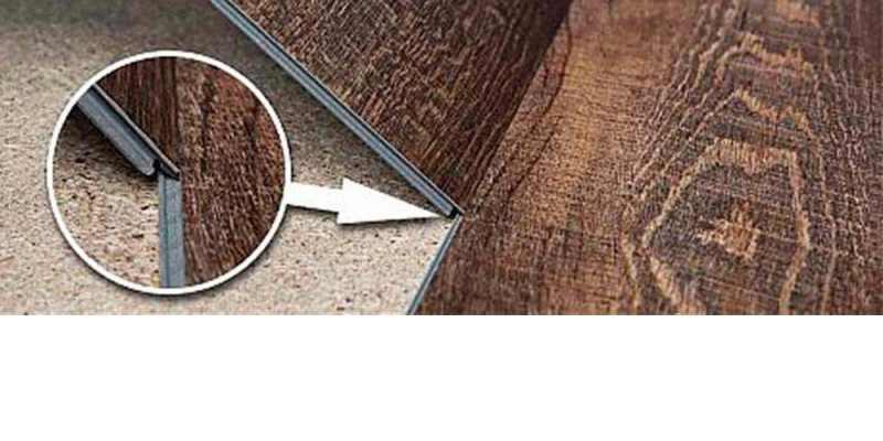 Изображение Виниловый ламинат