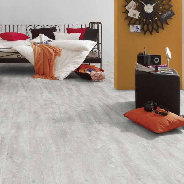 Ламинат Krono Original Floordreams Vario Алебастр Барнвуд K060 №7