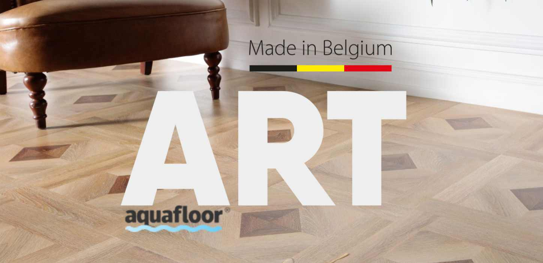 Изображение Новинка! Aquafloor представляет уникальную коллекцию ART